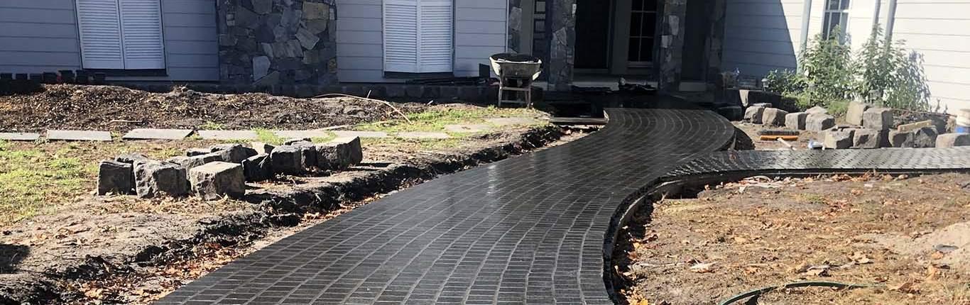 cobblestones pavers