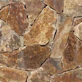 Yarra slate walling